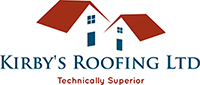 Kirbys Roofing Logo